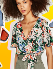 The Zara Guide to Dressing When It's Hot AF