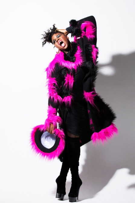alex newell 3 Alex Newell Won't Fit into Your Mold, But He Might Squeeze into Your Shoes