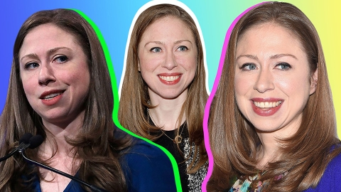 What Chelsea Clinton Taught Us at #BlogHer17 | StyleCaster