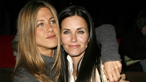 You *Have* To See Courteney Cox's Before and After | StyleCaster