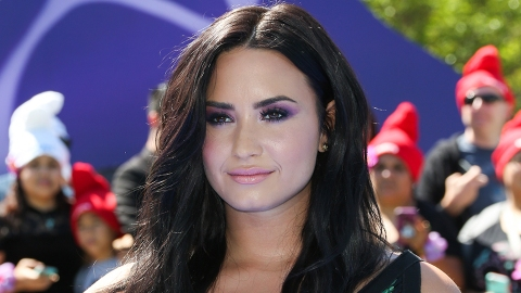 You Need to See Demi Lovato's New Summery Chocolate Brown Hair | StyleCaster