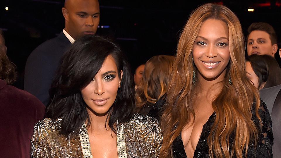 Kim Kardashian and Beyoncé Reunite for First Time Since Husbands' Feud