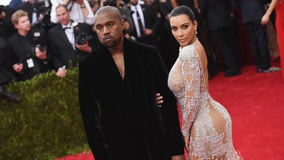 Kim Kardashian's Son Saint West Is a Spitting Image of Kanye in New Picture