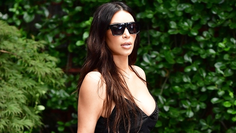 Kim Kardashian Wore This Outfit for 3 Days Straight | StyleCaster