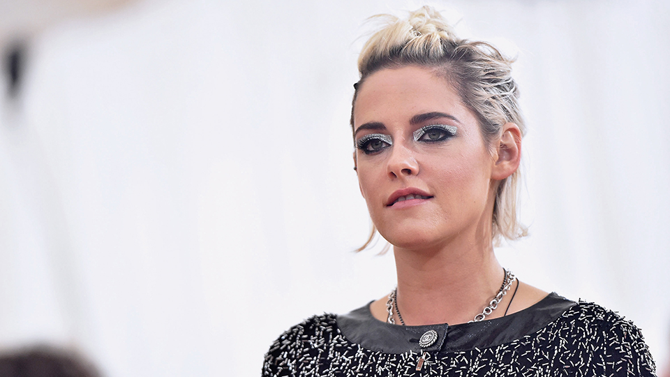 Kristen Stewart's New Frosted Tips Will Give You Serious '90s Nostalgia