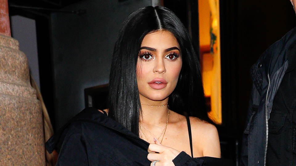 Kylie Jenner Almost Wiped Out Doing the Nicki Minaj Challenge