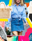 The Most-Pinned Fashion Trends of the Summer Are...