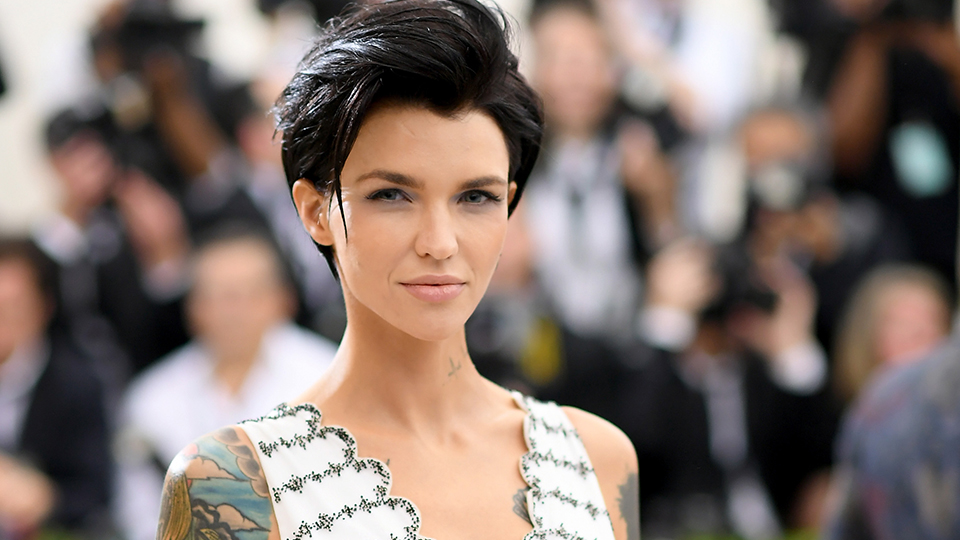 You Need to See Photos of Ruby Rose's Bad Haircut Fail
