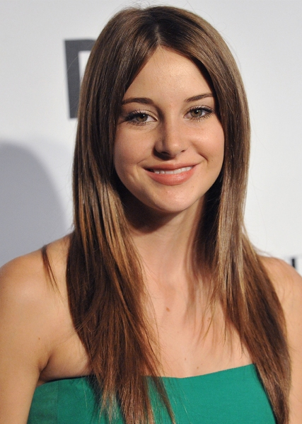 You Need To See Shailene Woodley S Hair Evolution Stylecaster