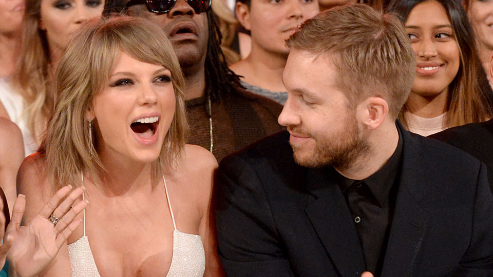 Calvin Harris Apologized To Taylor Swift For His Crazy Twitter Rant Last Year