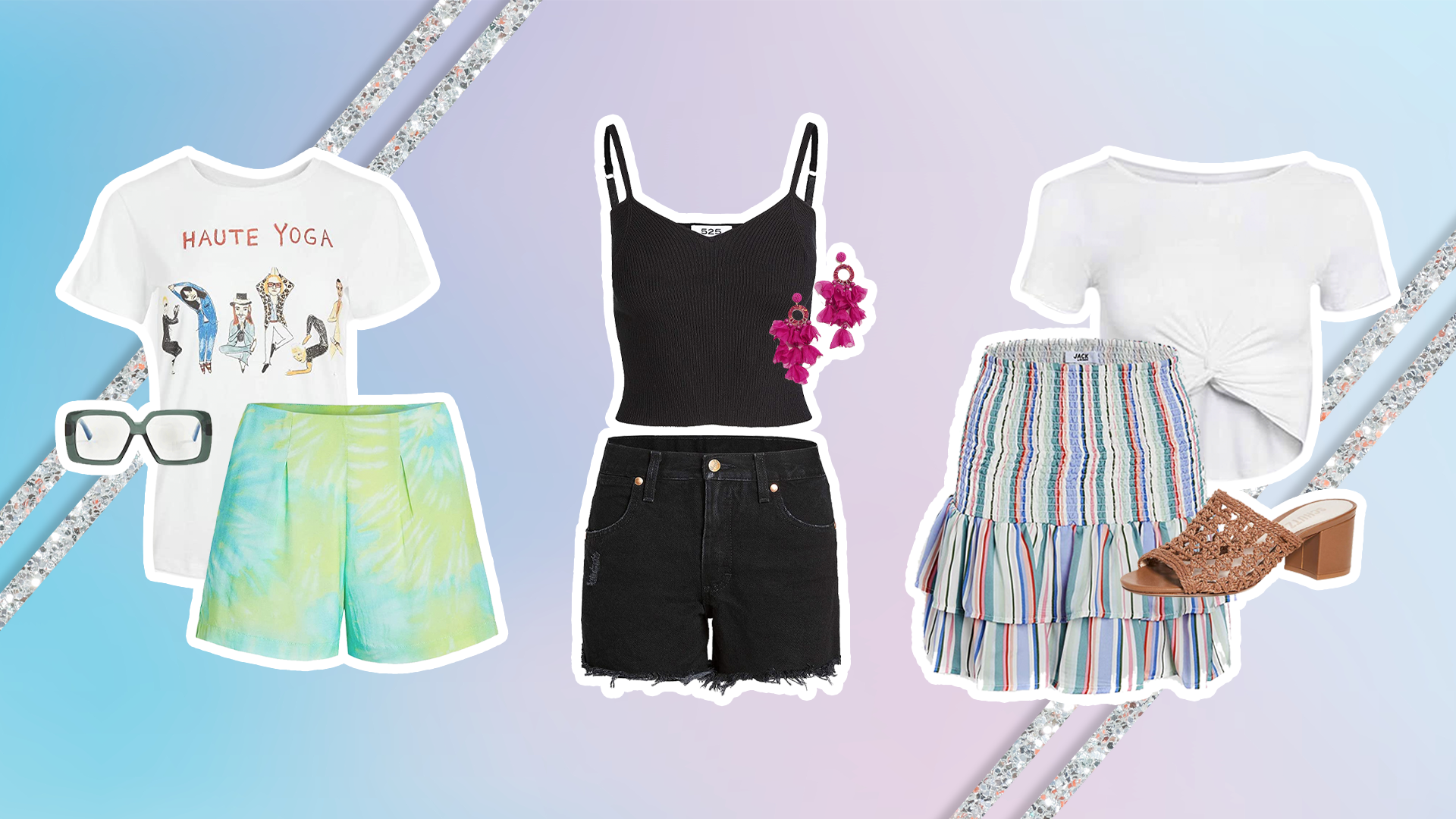What To Wear To Every Barbecue This Summer—No Matter Your Party Location