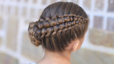 10 Prettiest Zipper Braids and How to Do It Yourself | StyleCaster