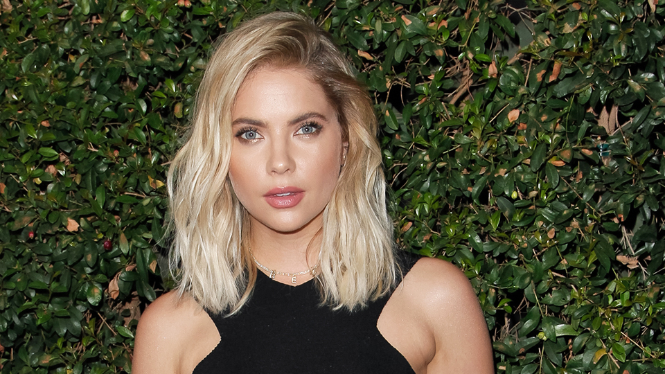 Ashley Benson Just Got Insanely Pretty Hair Extensions