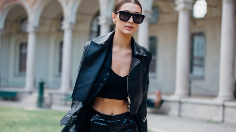 Bella Hadid and Cara Delevingne Just Wore the Same Outfit | StyleCaster