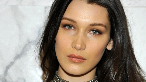 Whoa: This is What Bella Hadid Looks Like With Glittery Gold Hair | StyleCaster