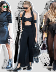 The Street Style Guide to Wearing Black All Summer Long