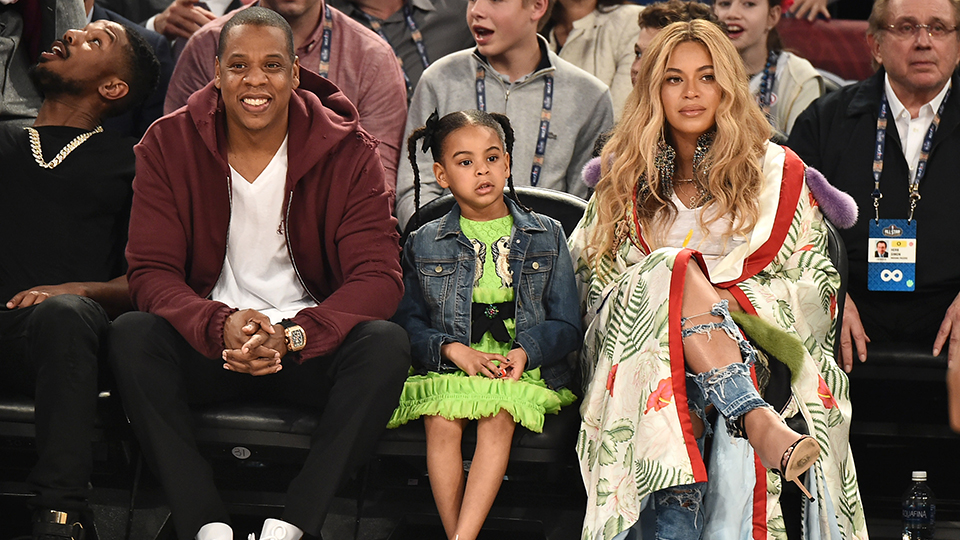 The Internet Is Going Crazy Over Blue Ivy Rapping on Jay Z's Song