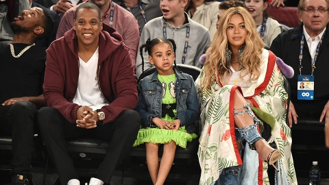 Blue Ivy Is Crushing It as Big Sister to Beyoncé's Twins | StyleCaster
