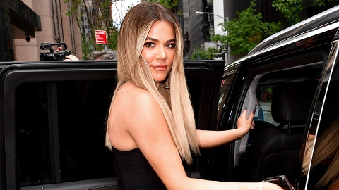 You'll Never Guess Where Khloé K. Shops for Big Hoops | StyleCaster