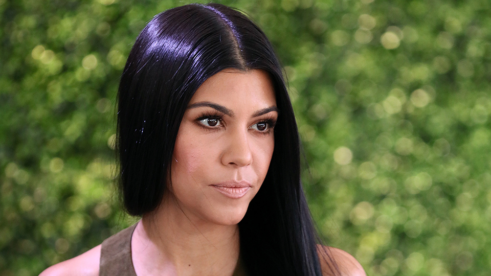 Kourtney Kardashian's Replacement for Shampoo Is an Actual Cooking Ingredient