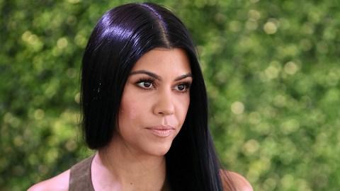 What Kourtney Kardashian Uses Instead of Shampoo   StyleCaster