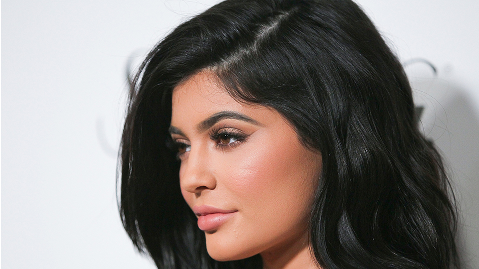 """Kylie Jenner Transforms Tyga Tattoo to Read """"LA"""" After Breakup"""