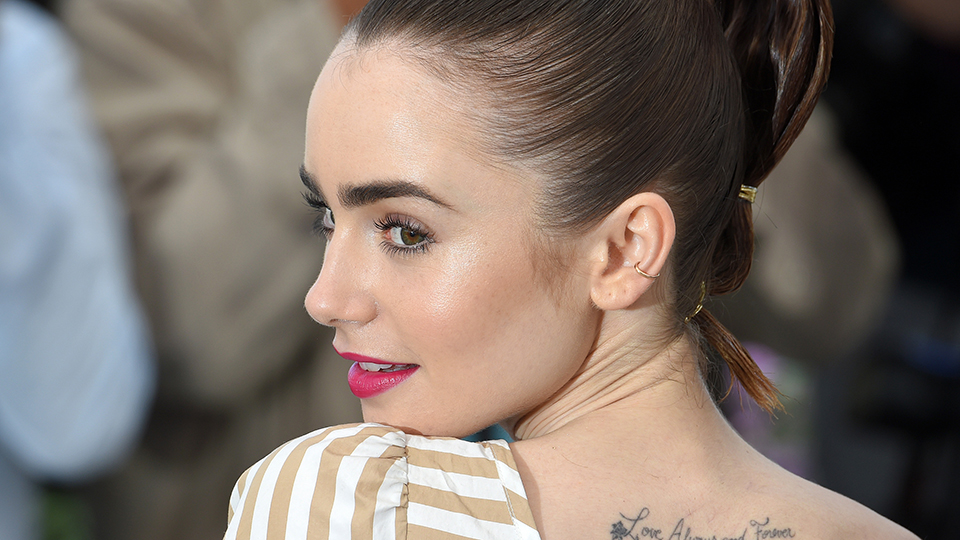 Lily Collins Calls Out Sizing Standards in the Fashion Industry