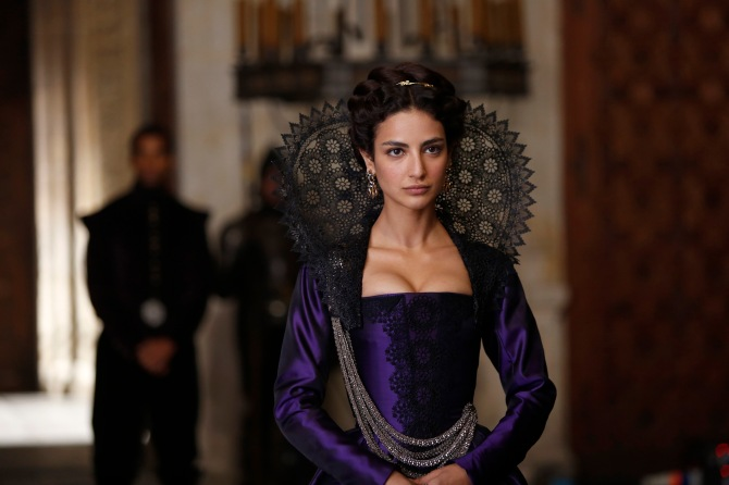 medalion rahimi still star crossed 2 How Medalion Rahimi Overcame Bullying to Become Shondaland's Next Muse