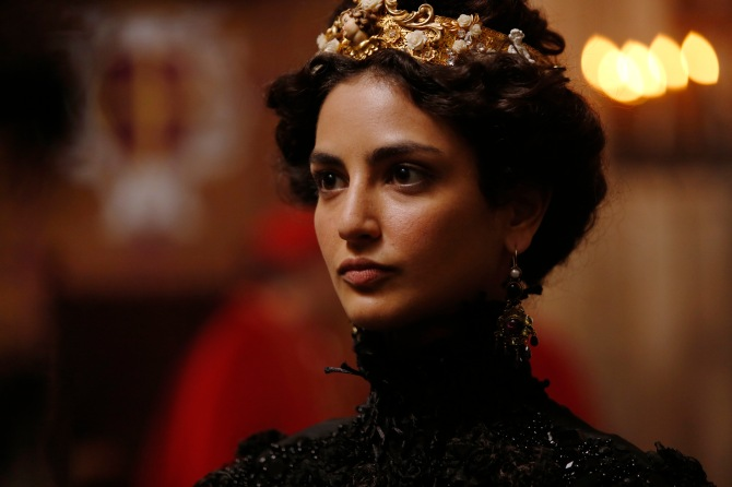 medalion rahimi still star crossed How Medalion Rahimi Overcame Bullying to Become Shondaland's Next Muse