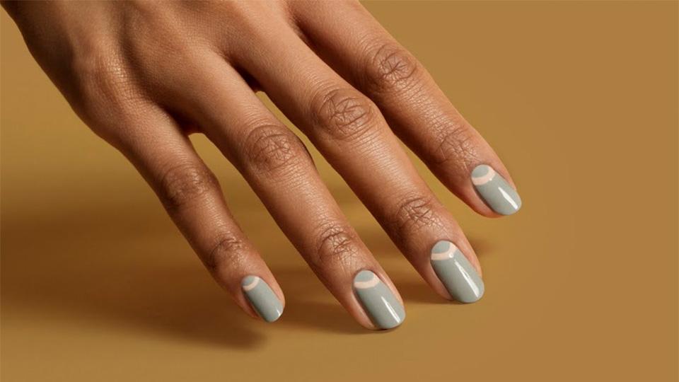 The Next Nail Art Trend Is *Way* Cooler Than You'd Think
