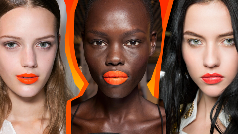 10 Insanely Pretty Orange Lipsticks to Try This Summer | StyleCaster