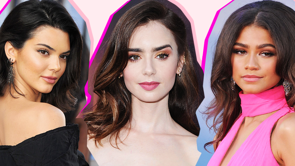 10 Celebrity-Inspired Ways to Wear Pink Lipstick Tonight