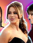 15 Celebrity-Inspired Ways to Wear a Ponytail with Bangs