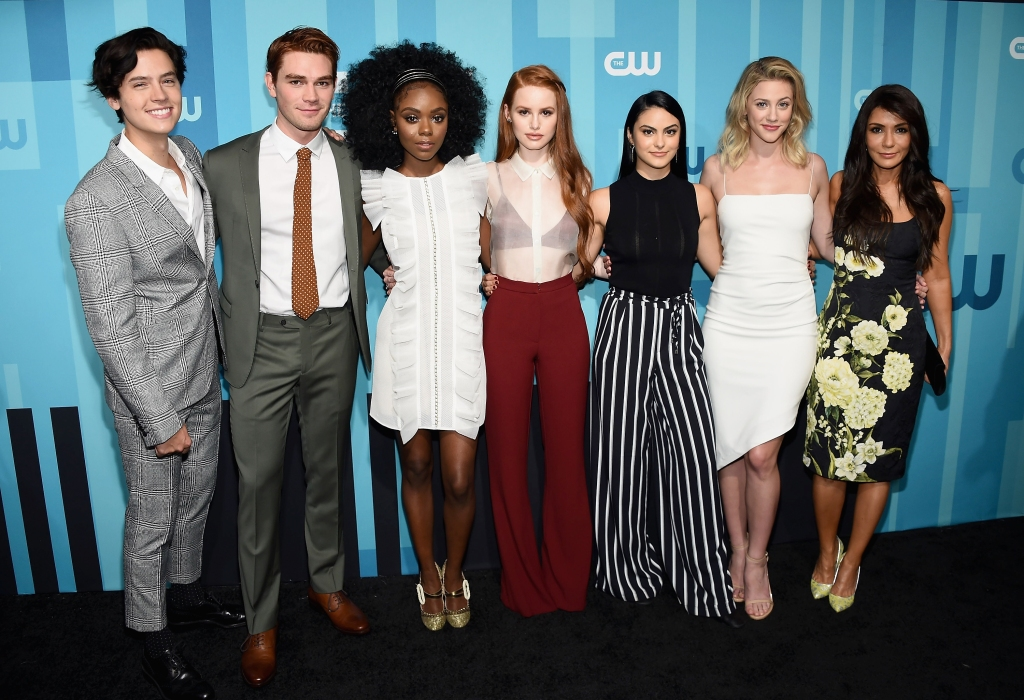 riverdale cast 2017 How 'Riverdale' Helped Madelaine Petsch Overcome Her Own Bullies