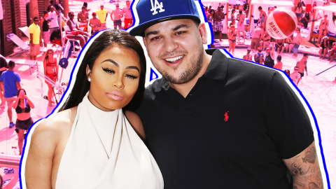 Blac Chyna Slams Rob & Kylie for Flying Dream in Helicopter That Killed Kobe Bryant | StyleCaster