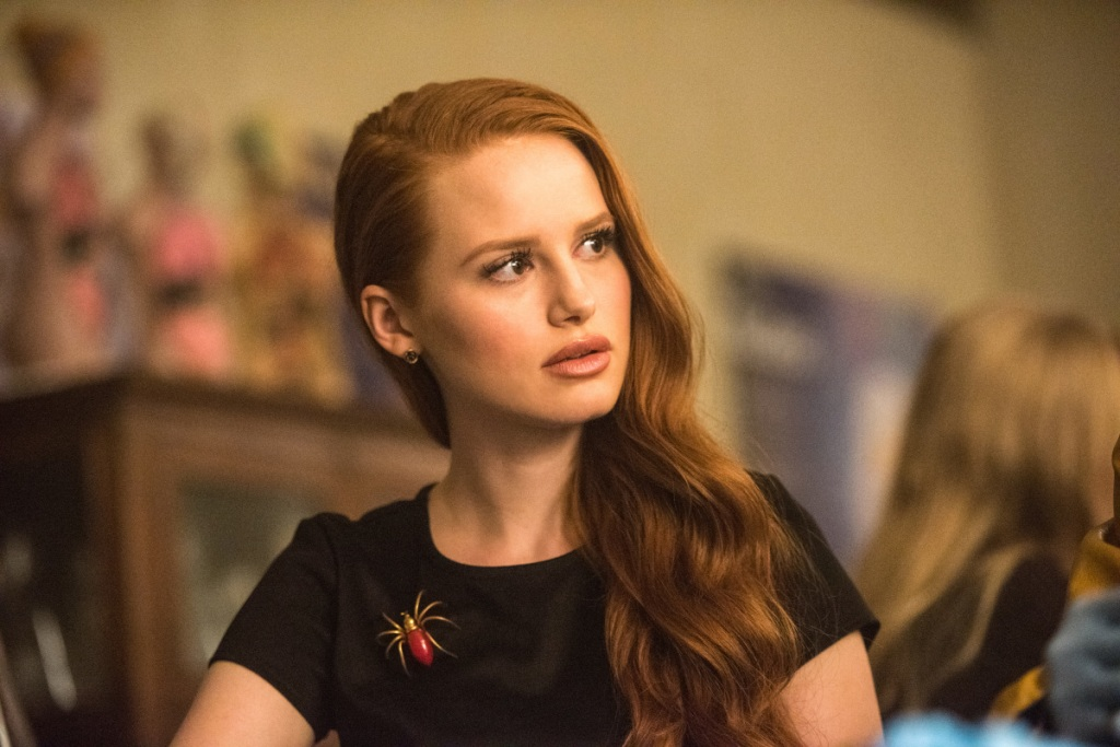 rvd102c 0210b How 'Riverdale' Helped Madelaine Petsch Overcome Her Own Bullies