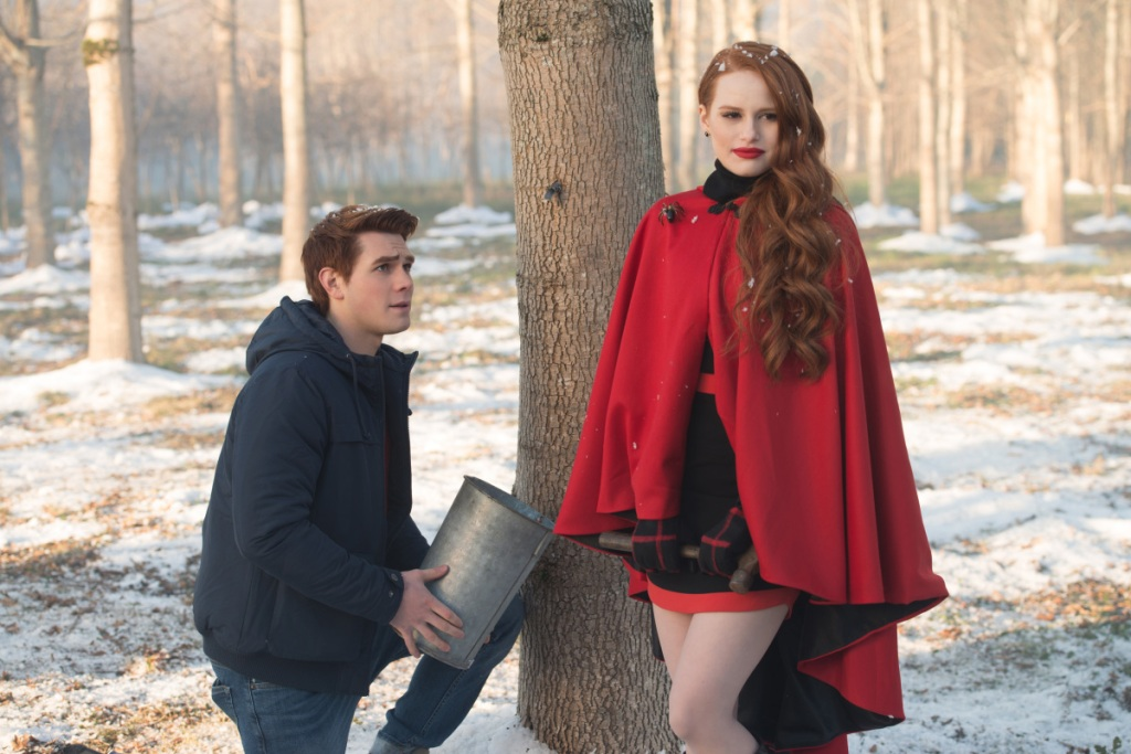 rvd109b 0284b How 'Riverdale' Helped Madelaine Petsch Overcome Her Own Bullies