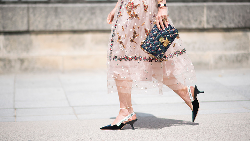 The Best Slingback Shoes to Wear this