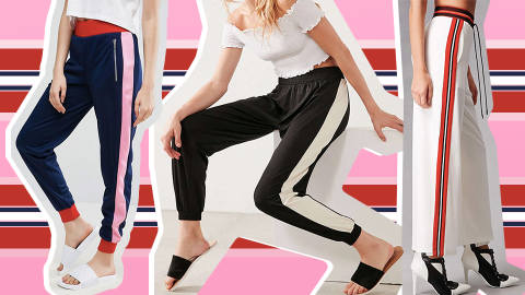 11 Pairs of Track Pants to Shop Right Now | StyleCaster