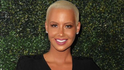 Amber Rose Got Attacked for This Part of Her Beauty Routine | StyleCaster