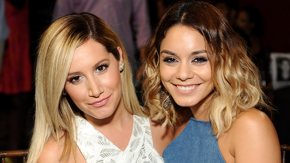 Ashley Tisdale and Vanessa Hudgens Just Got Twinning Haircuts and Colors