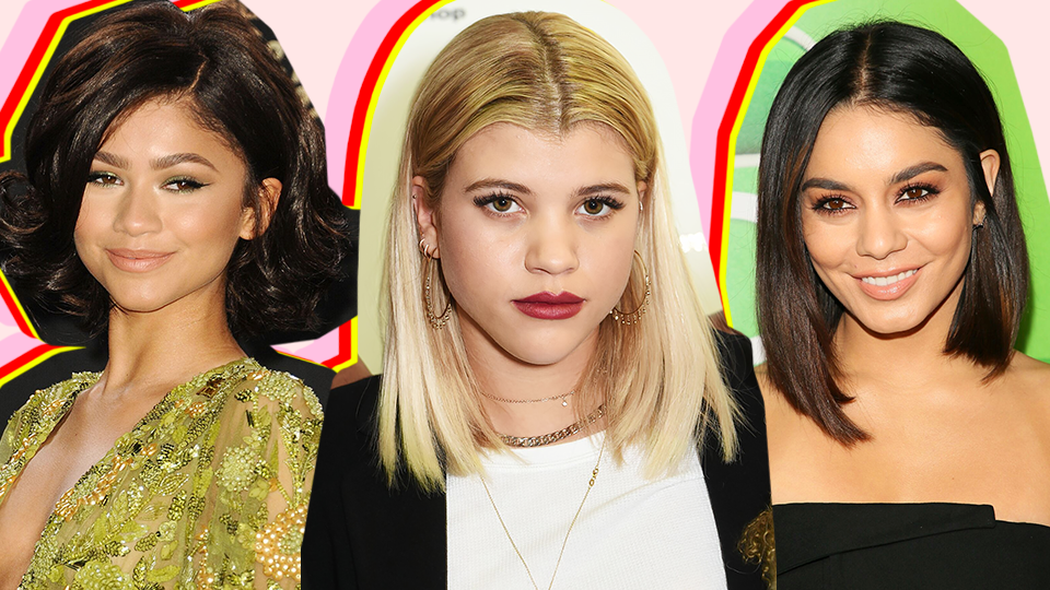 The Celebrity Bobs and Lobs That'll Inspire Your Next Cut