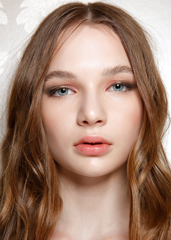 clear skin orange makeup 6 Real Ways Makeup and Skin Care Can Help Your Mental Health