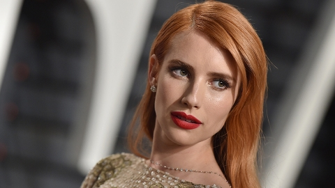We Sign Off on Emma Roberts' Tomboyish New Bob | StyleCaster