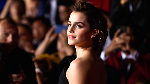 Emma Watson Locked Lips With A New Mystery Man & Now We Have So Many Questions | StyleCaster