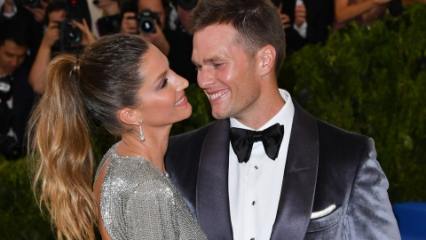 We Can't Handle Gisele Bündchen's Birthday Message To Tom Brady | StyleCaster