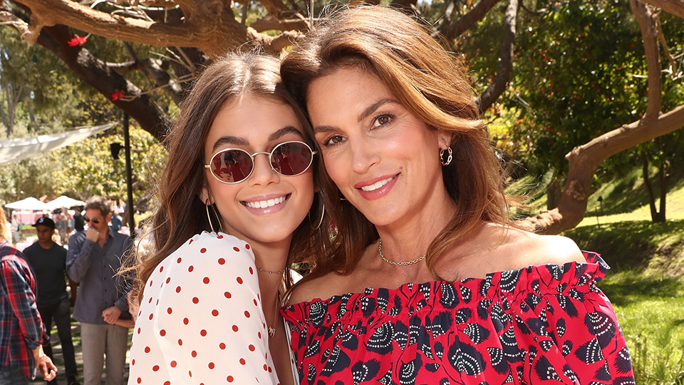 Kaia Gerber on the Best Advice She's Ever Gotten From Cindy Crawford