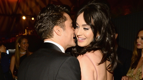 Katy Perry and Orlando Bloom Are Back On | StyleCaster