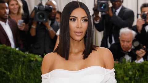 Steal Kim Kardashian's Sneaky Hack for an Even Tan | StyleCaster