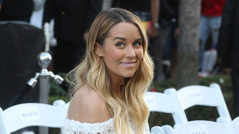 Lauren Conrad Just Shared the First Photos of Her Baby | StyleCaster
